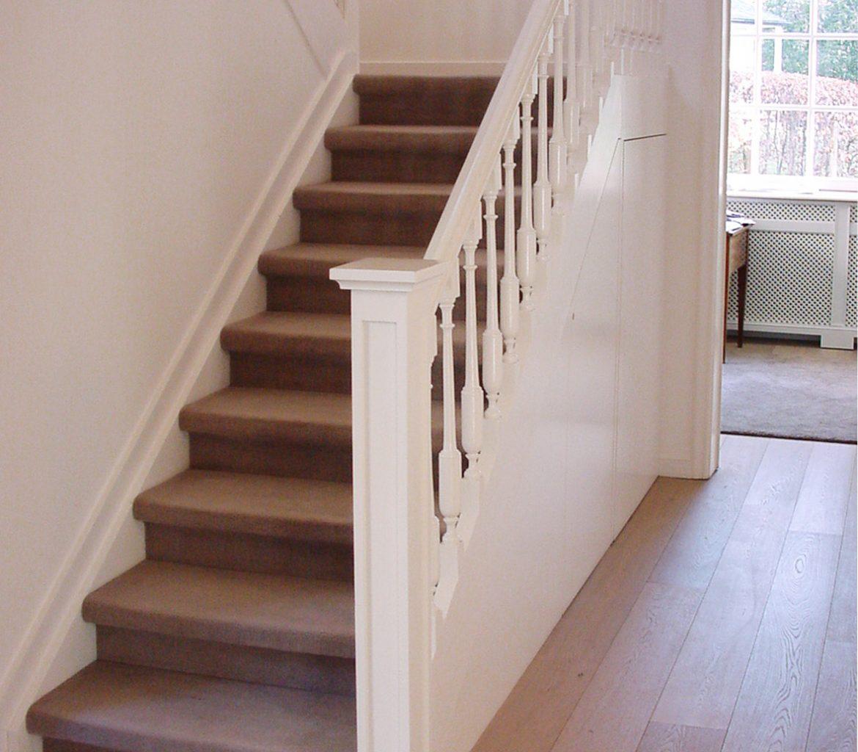 Escalier droit sur mesure